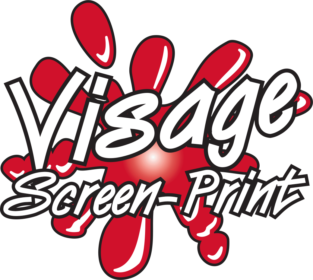 Visage Screen Print